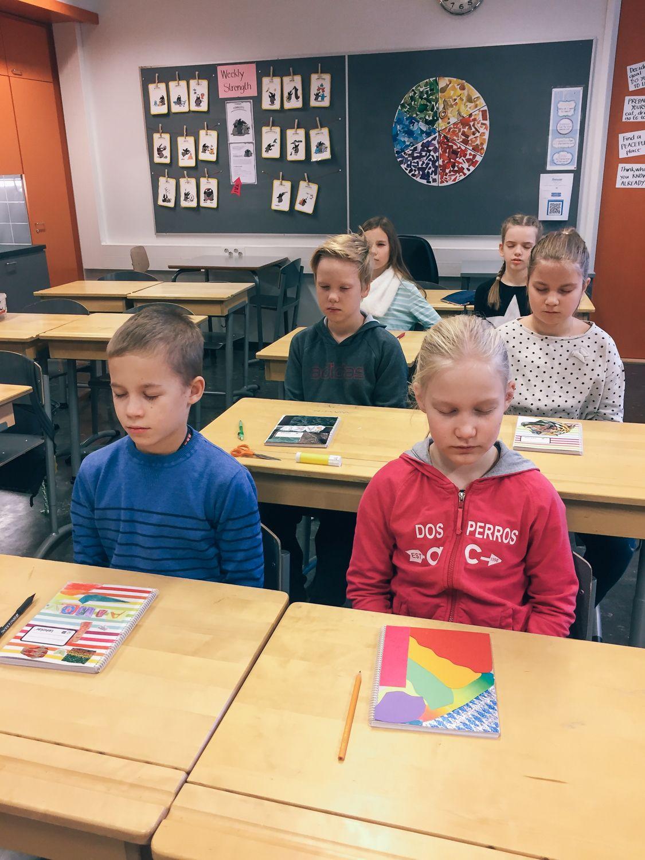Tunne- ja tietoisuustaitojen opettaminen