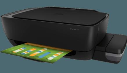 User Manual Hp Ink Tank 310 Printer Series Printer User Guide Manual