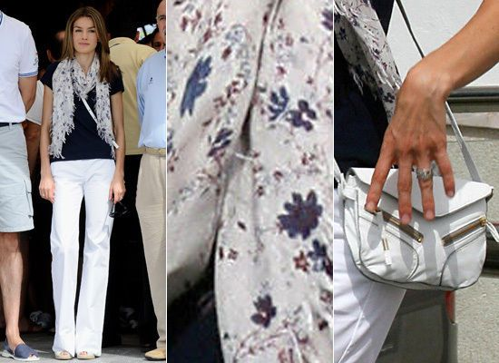 Queen Letizia of Spain (July 2005 - August 2015) - Page 21 - the Fashion Spot