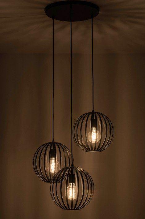designer lampen industrie look