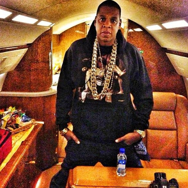 """I gotta be like the pioneer to this shit"""" – Hov  Looks like"""