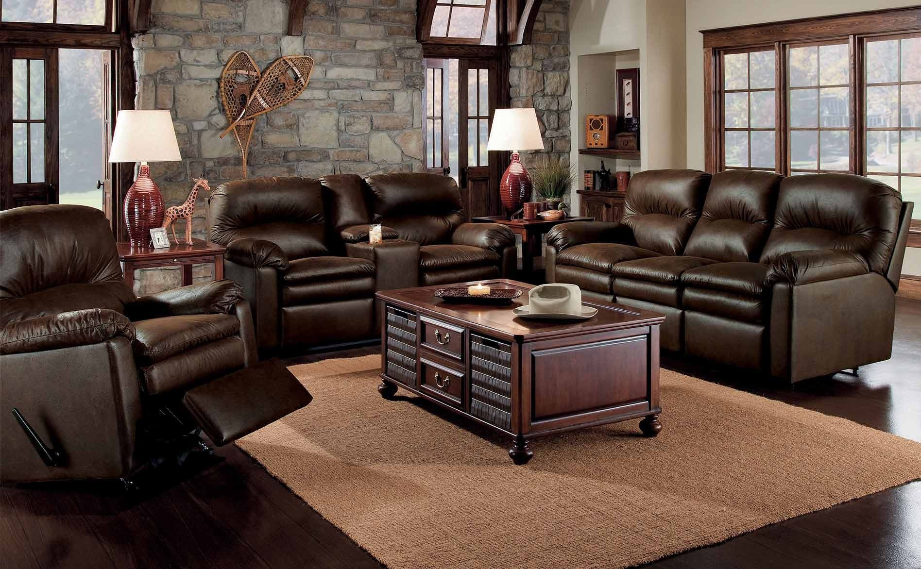 lane leather recliner sofa living room overstuffed couches couch loveseat sofa and thesofa. Black Bedroom Furniture Sets. Home Design Ideas
