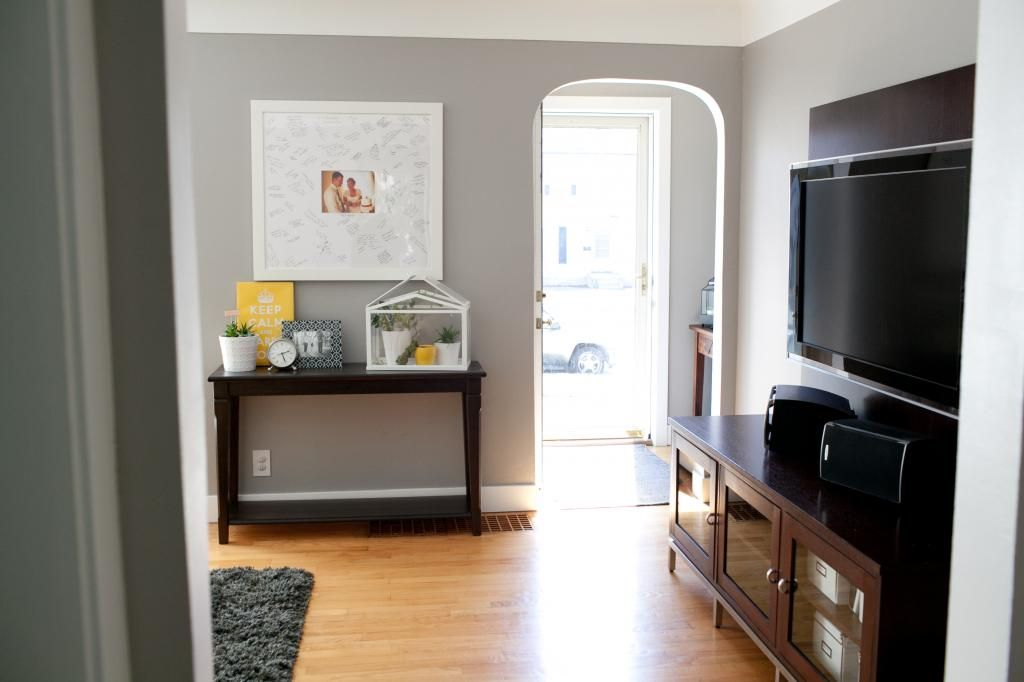 Our Home Is For Sale Here Is Our Benjamin Moore Ozark