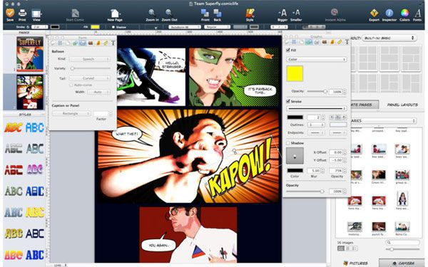 Plasq Comic Life 3 | Cool Stuff for your Mac | Download