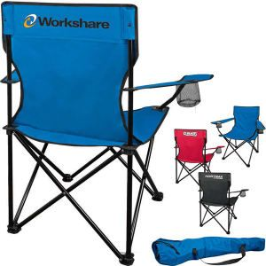 Promotional Fold Up Lounge Chair Made Of Polyester Material With Matching Color Case 8747178 Folded Up Chair Outdoor Chairs