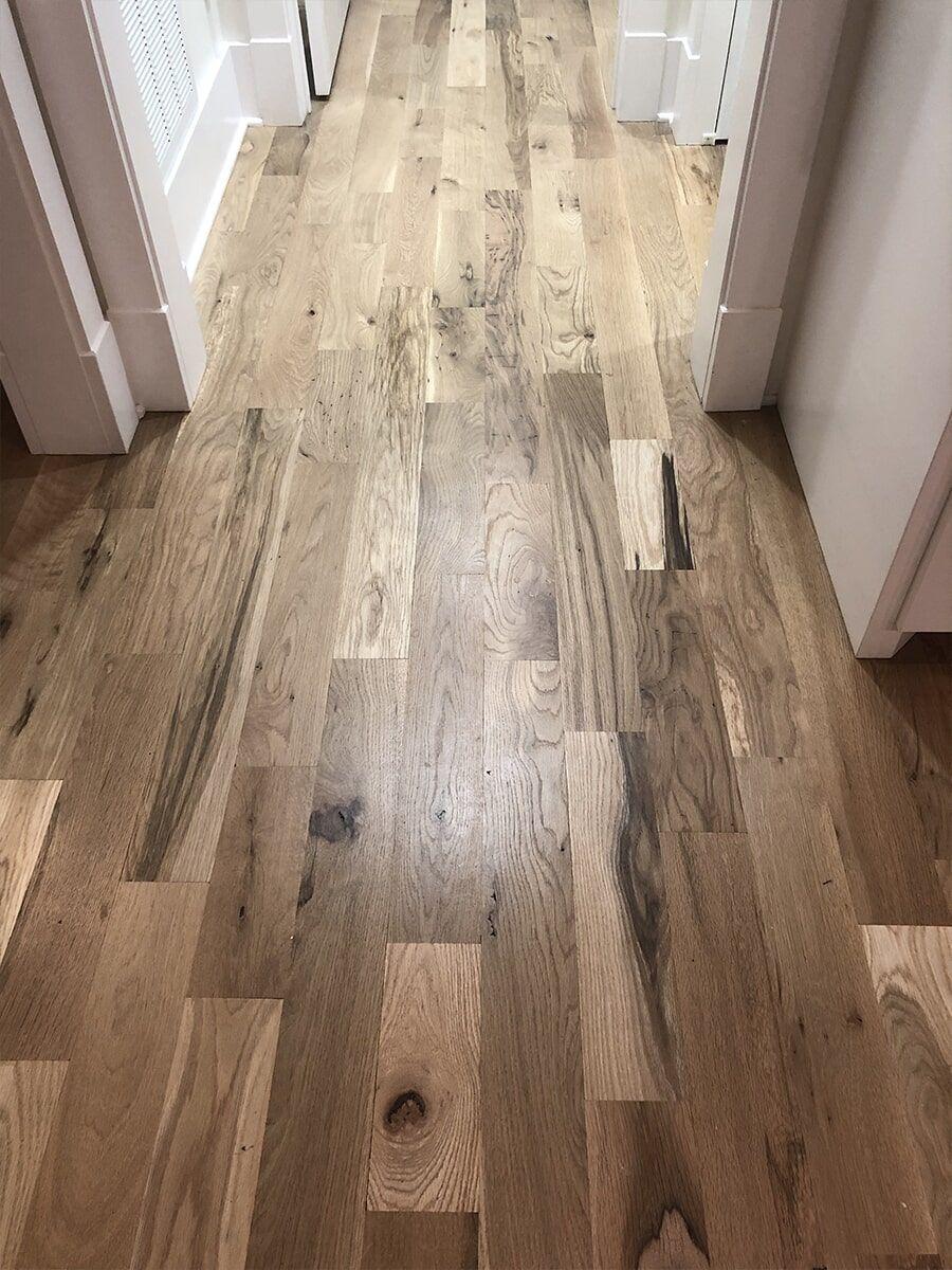COREtec Calypso Oak Hardwood floors, Hardwood
