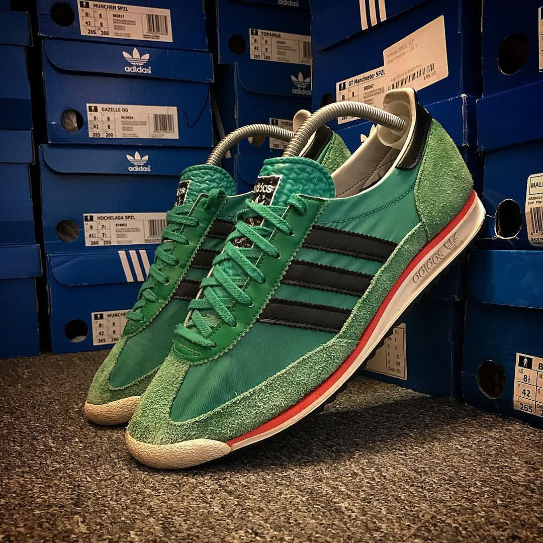 adidas Originals SL 72 | Addict | Adidas sneakers, Sneakers