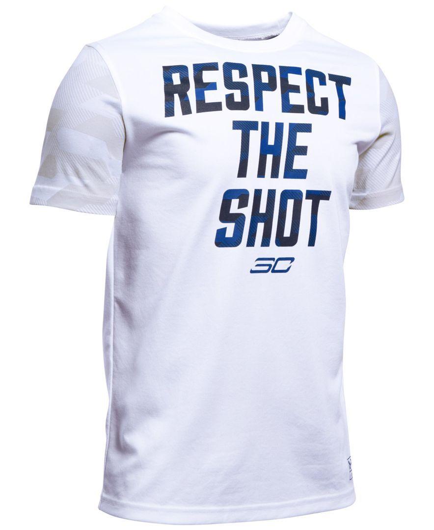 8ba24d901 Under Armour Boys' Stephen Curry SC30 Graphic-Print T-Shirt ...