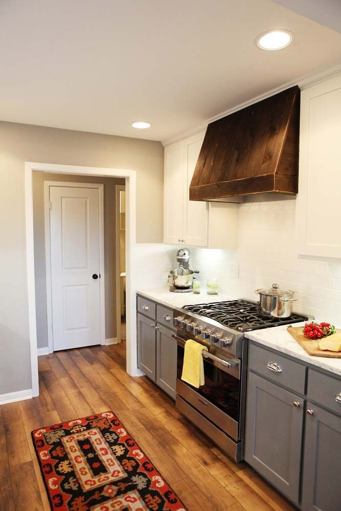 Paint Sw Silver Strand Hgtv Fixer Upper Kitchens Pinterest Sherwin Williams Mindful Gray