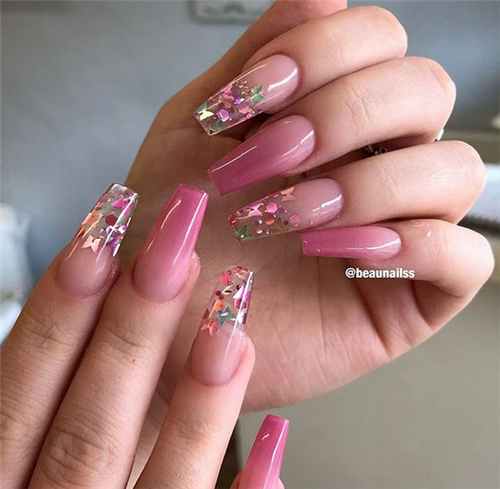 Trendy Acrylic Coffin Nails Designs You Won't Resist – Nail Art Connect
