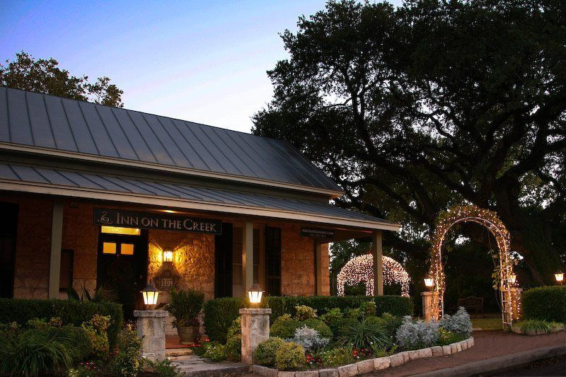 Inn on the Creek Fredericksburg TX Absolute Charm