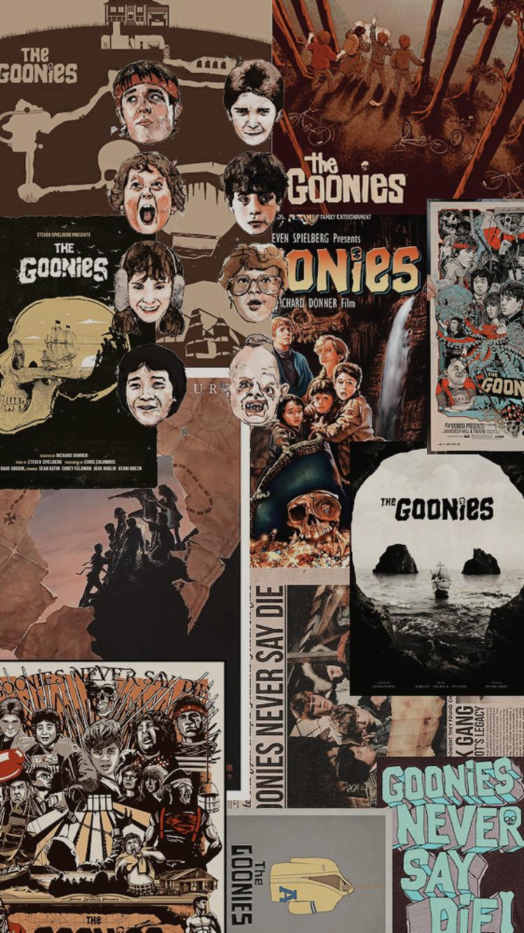 Thegoonies Retro Wallpaper Goonies Wallpaper Iphone Wallpaper Tumblr Aesthetic