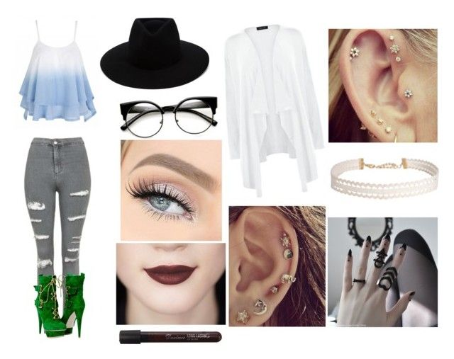 """""""Aurelia (Extra)"""" by lexderp ❤ liked on Polyvore featuring Topshop, rag & bone, New Look and Humble Chic"""