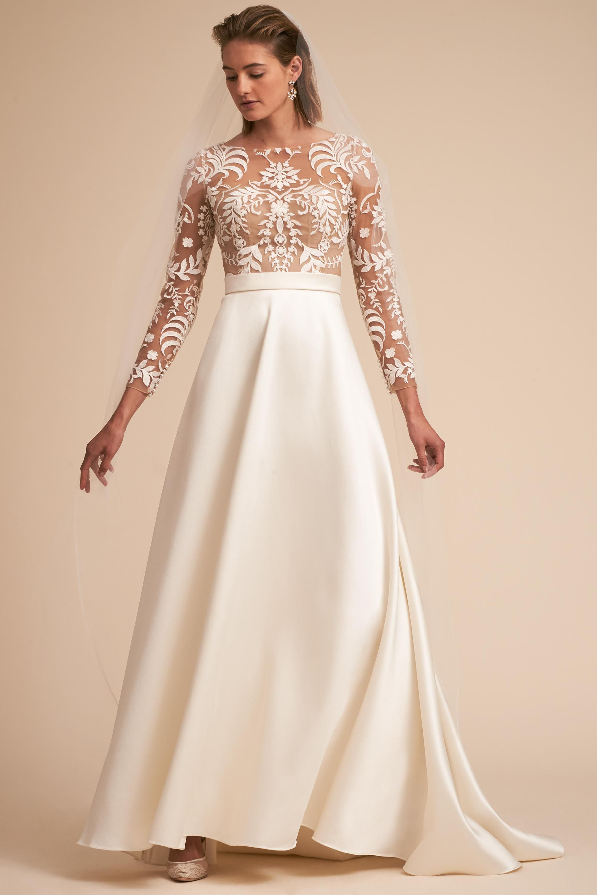 Serena Ballgown from @BHLDN | Wedding | Pinterest