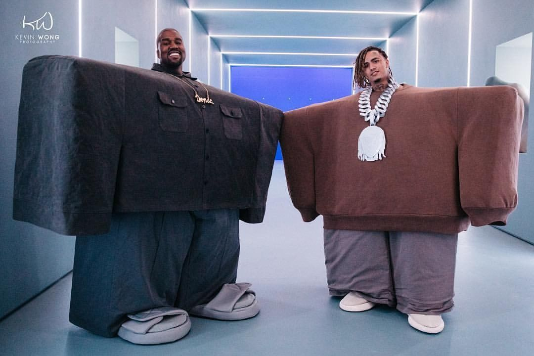 Kanye West Lil Pump S Oddball Music Video For I Love It Has Garnered Over 76 Million Views In Lil Pump Kanye West Yeezus Kanye West