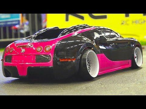 MEGA RC DRIFT CAR RACE MODEL SHOW!! RC BUGATTI VEYRON*RC BMW*RC TOYOTA*R..