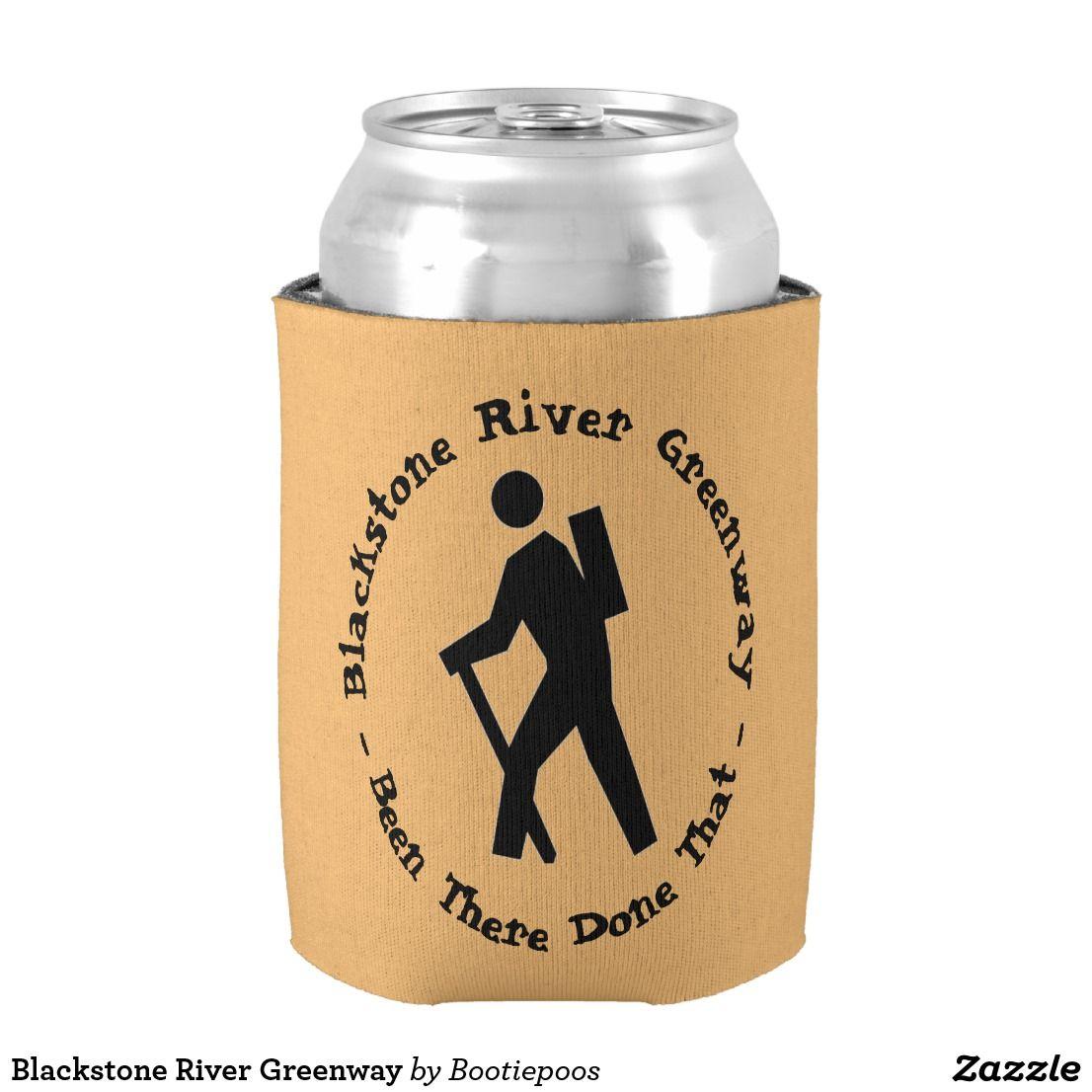 Blackstone River Greenway Can Cooler