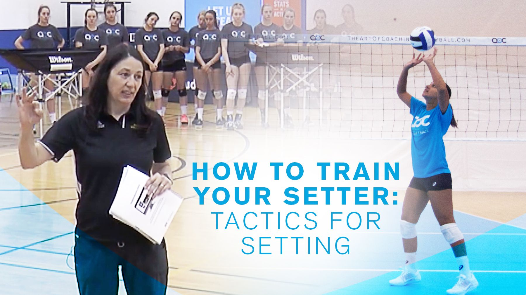 How To Train Your Setter Tactics For Setting The Art Of Coaching Volleyball Volleyball Workouts Volleyball Practice Youth Volleyball