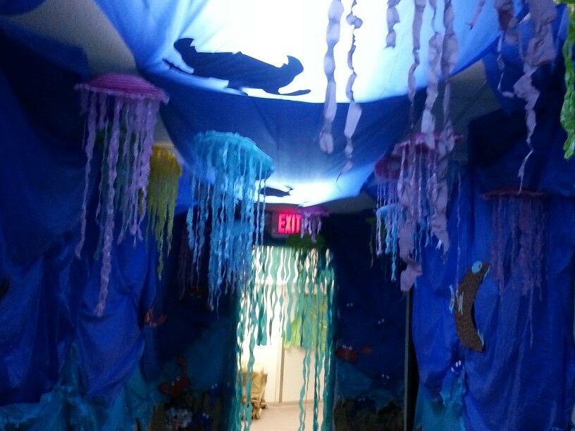 Weird animals vbs our under ocean hall | VBS (Weird ...