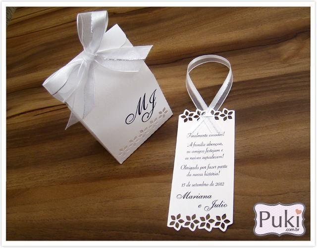 Cartões De Casamento: Cartões De Agradecimento Para Lembrancinhas Com Frases