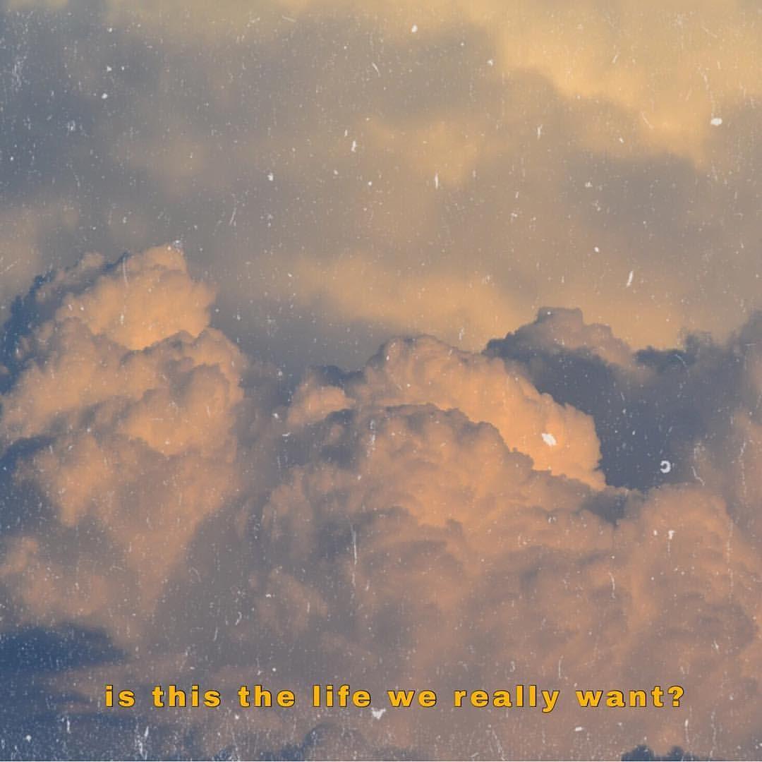Clouds sky aesthetic