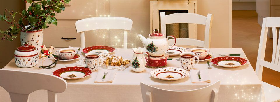 weihnachten christmas dinnerware and dinnerware. Black Bedroom Furniture Sets. Home Design Ideas
