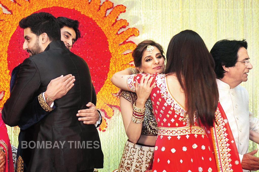 Attend Kunal Kapoor And Naina Bachchan S Grand Wedding Reception In Delhi Kunal Kapoor Wedding Reception Aishwarya Rai