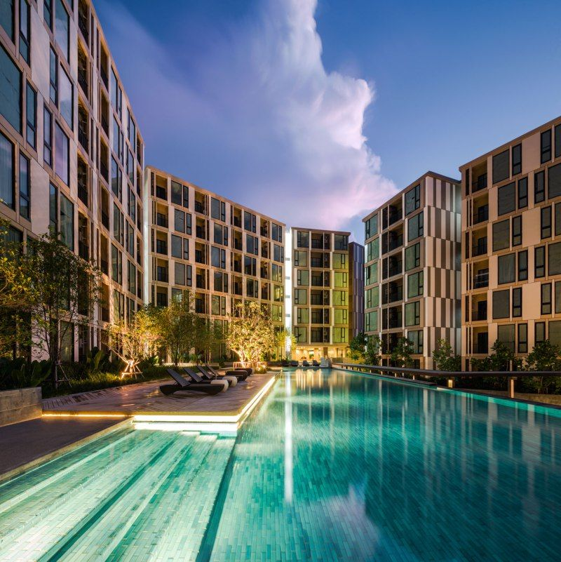 The Base Uptown Phuket Condominium By Open Box.