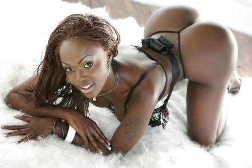 Ebony porn double penetration