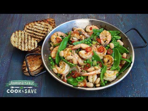 Jamie Oliver Pea Salad Recipe