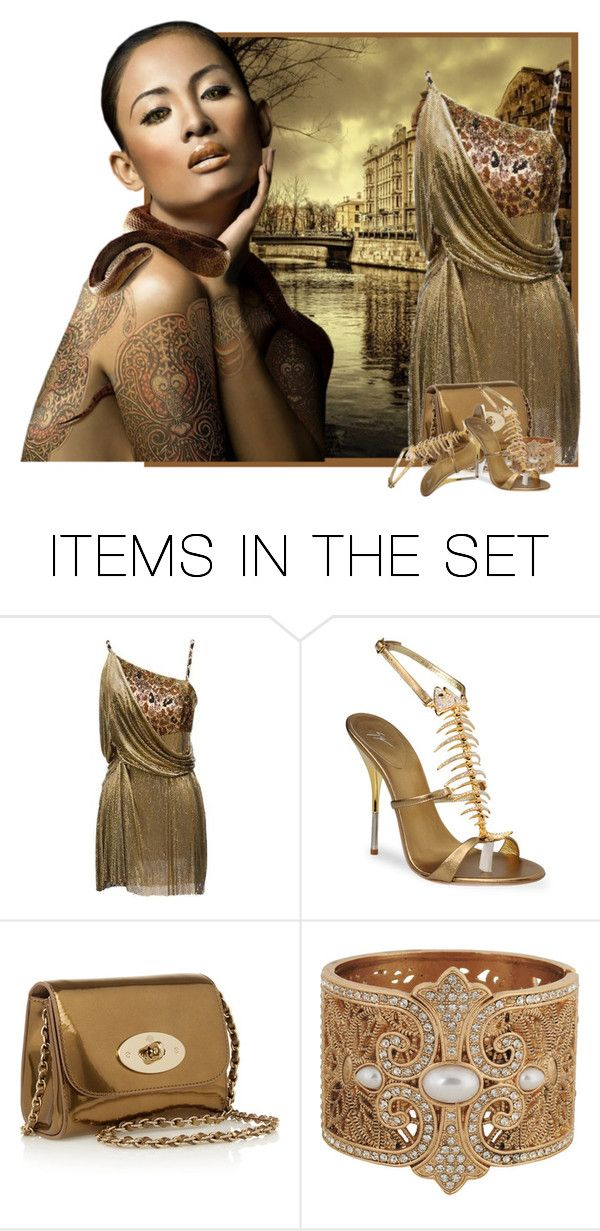 """""""Reptilian"""" by flowerchild805 ❤ liked on Polyvore featuring art"""