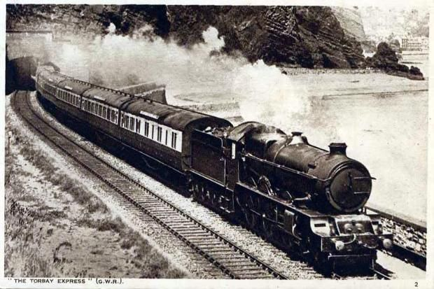 Torbay Express - GWR