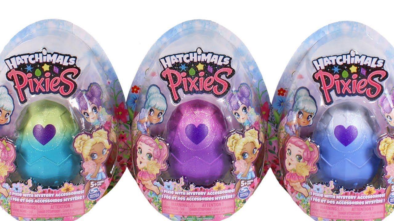 Hatchimals Pixies Surprise Eggs Unboxing Toy Review Hatchimals Surprise Egg Cool Toys