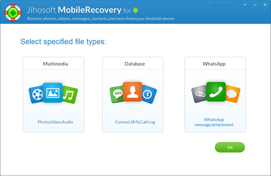 Professional Data Recovery Software To Recover Messages Contacts