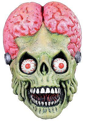 Other Costume Accessories 82161: Mars Attacks! Adult Drone Martian Mask -> BUY IT NOW ONLY: $38.98 on eBay!