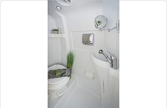Classic White Bathroom With Shower What Happens To The Toilet Paper When You
