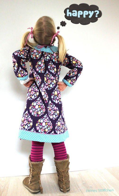 Schnittmuster kleid teenager kostenlos