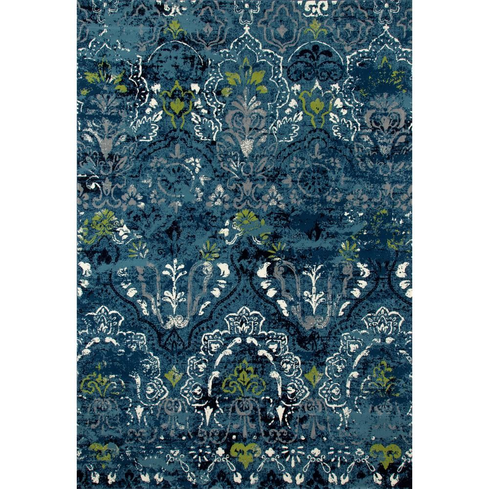Art Carpet Bastille Emerge Teal 9 Ft X 12 Ft Area Rug Blue Rugs On Carpet Rugs Floor Rugs