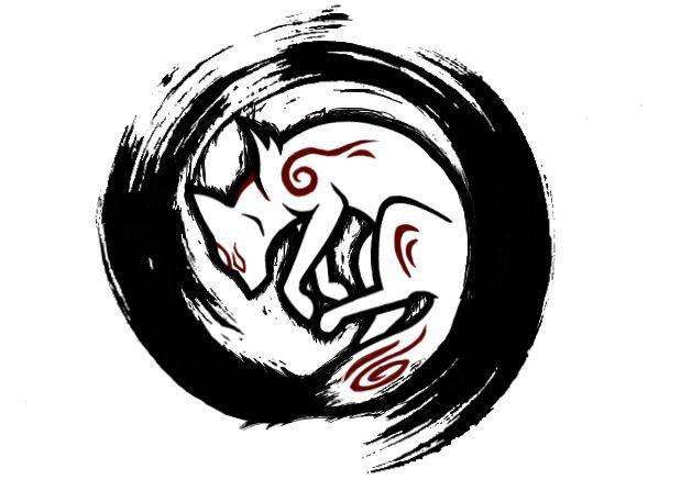 Tattoo Designs Amaterasu And Tattoos And Body Art On Pinterest