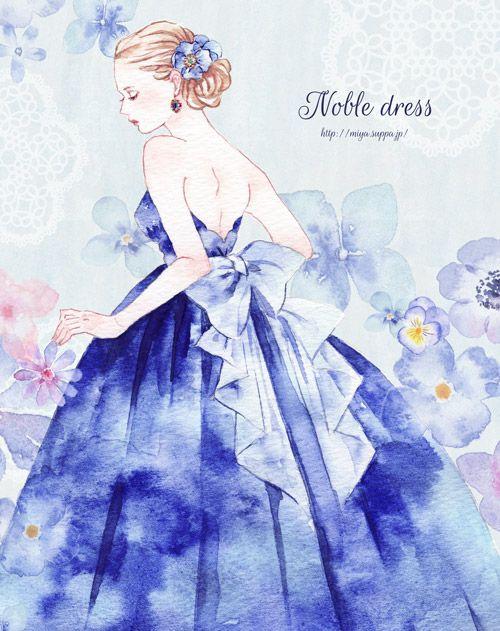 gallery miya illustration web illustration cute art cute drawings