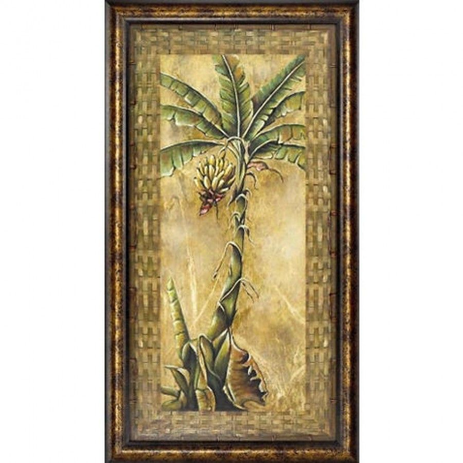 Windsor Vanguard Polynesian Red Canvas - VC4044A - All Wall Art ...