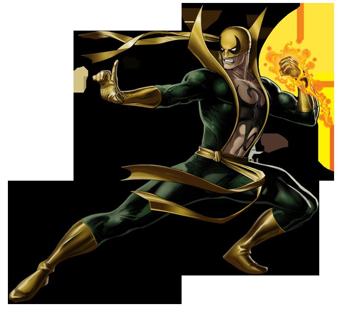 Puno De Hierro Iron Fist Marvel Marvel Avengers Alliance Marvel Comic Character