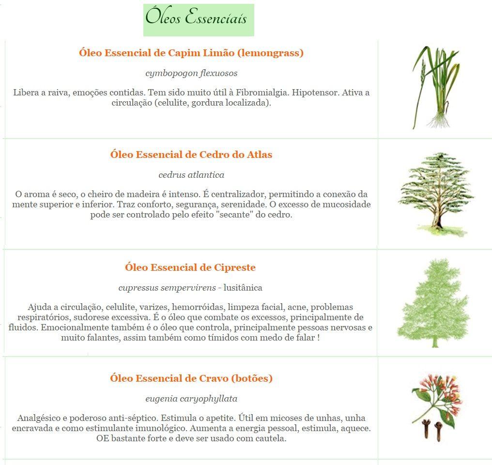 Óleo Essencial  http://www.aromarte.com.br/loja.htm