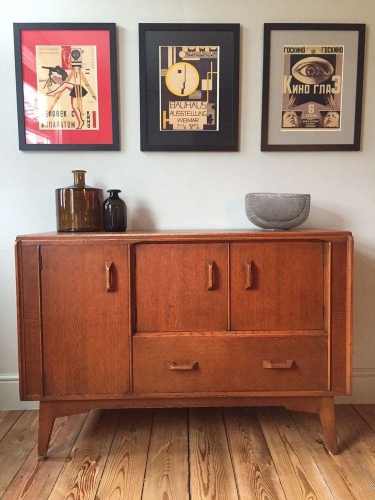 Mid Century Retro Vintage G Plan Sideboard Cupboard Ebay