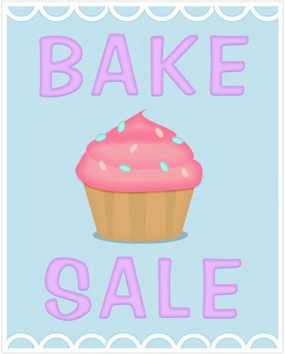 17 Best images about Bake Sale Printables on Pinterest | Promotion ...