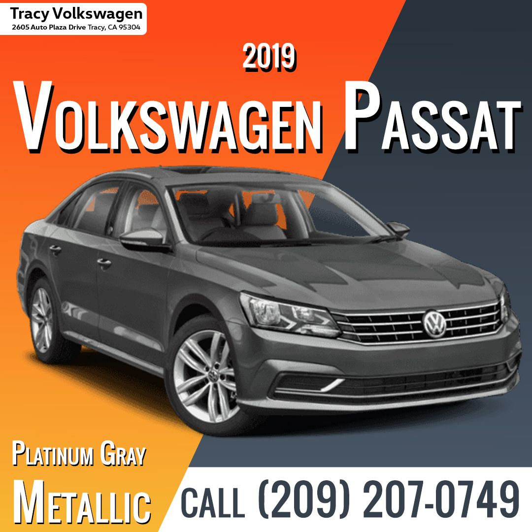 2019 Volkswagen Passat 2 0t Wolfsburg Design Live Midsize To The Fullest With Its Refined Styling The Passat Has Wh Vw Cars For Sale Volkswagen Used Cars