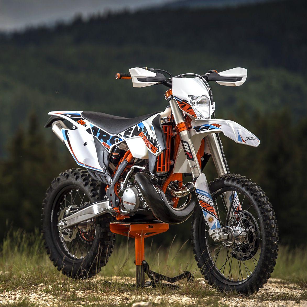KTM 500 EXC Ktm dirt bikes, Ktm