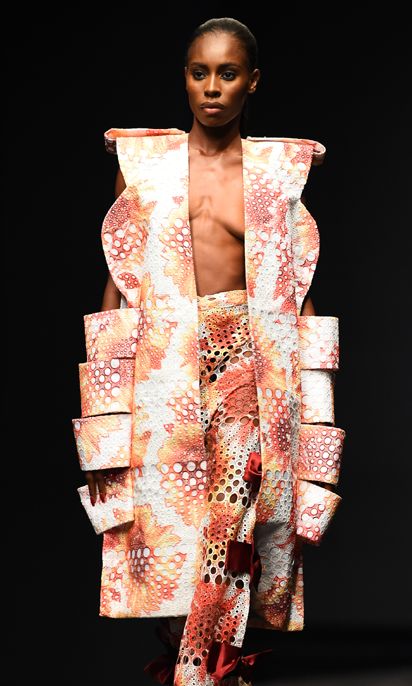Lagos Designers Champion Unapologetically African Fashion Vanguard News Nigeria Fashion African Fashion Cape Fashion