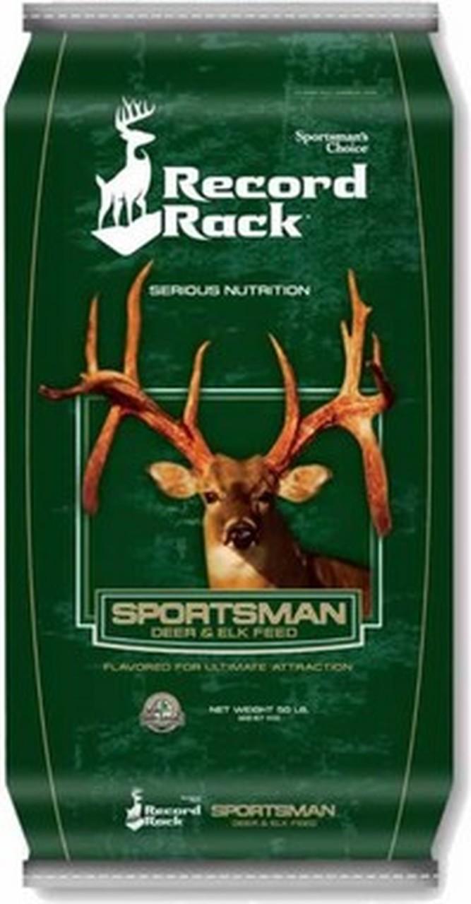Sportsmans Choice Record Rack Sportsman Deer & Elk Feed 50