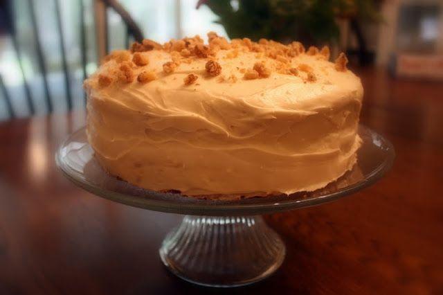 The Cellar Door Stories: Carrot Cake: 2 Ways